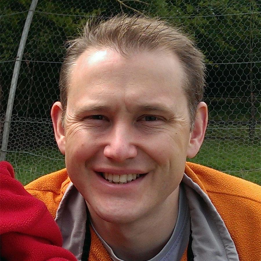 Mike Garrick Green